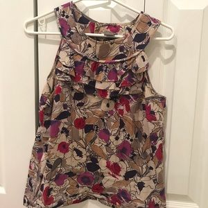 🌼2 FOR 10🌼 Floral Ann Taylor Top